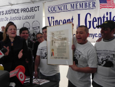 NYC Day Laborer Organizing